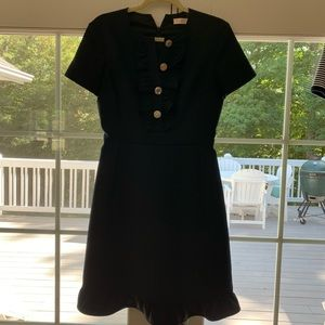 Tory burch black dress